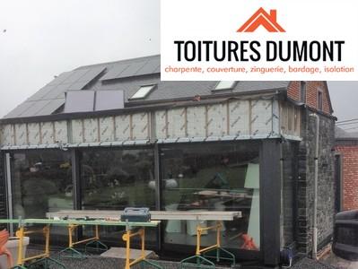 Toitures Dumont - Isolation