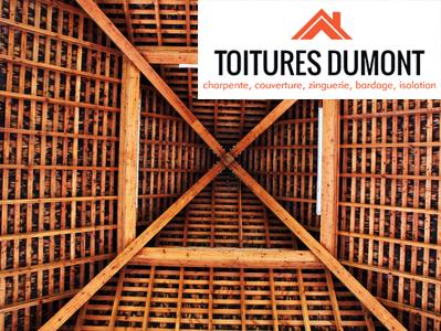 Toitures Dumont - Charpente
